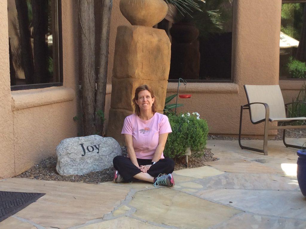 Kara Diane explores joy